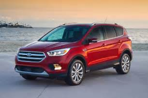 Ford Escale Ford Escape Review And Rating Motor Trend
