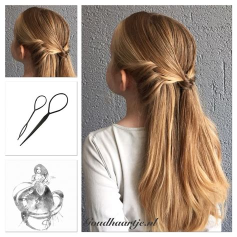hairstyle with wings angel wings hairstyle made with the topsy tail from