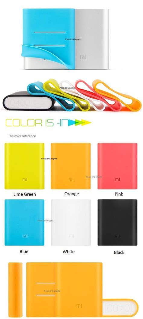 Silicon Cover For Xiaomi Powerbank 5000 Mah White Buy Xiaomi Powerbank 16000mah 10400mah 5200mah