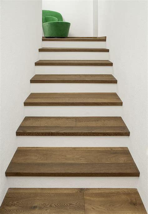 Treppenstufen Holz by Die 25 Besten Ideen Zu Treppe Auf Au 223 Entreppe