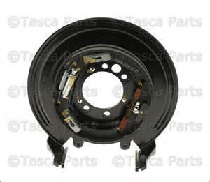 oem mopar left side rear disc brake parking brake adapter