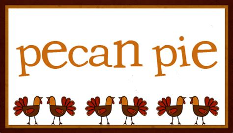 thanksgiving template cards free printables thanksgiving place cards home cooking