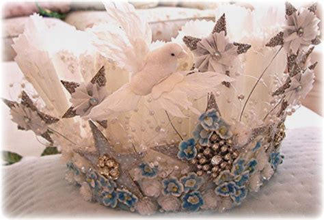 Handmade Crowns - handmade crown princess buttercup