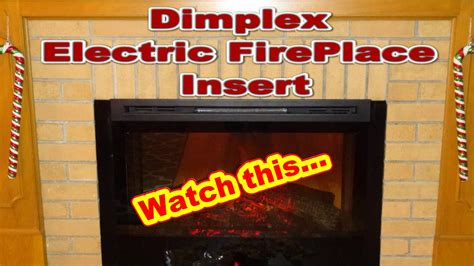 dimplex electric fireplace troubleshooting dimplex electric fireplace insert model df3033 st