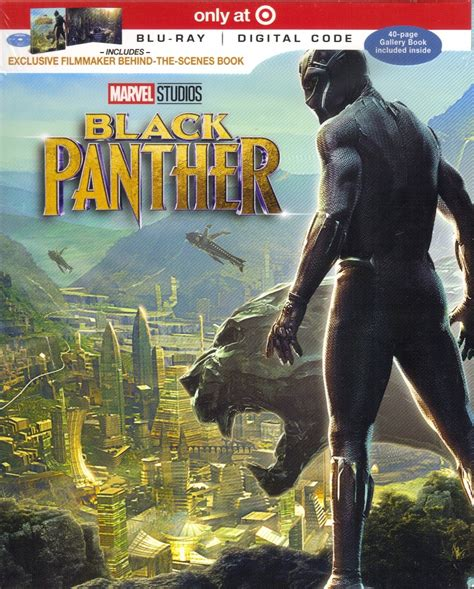 Bd Ps4 Pes2018 Exclusive Edition Reg 2 black panther digibook bd dvd digital copy exclusive