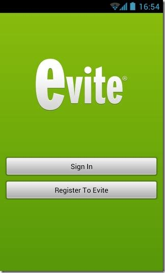 free evites for evite for android create send event invitation cards in