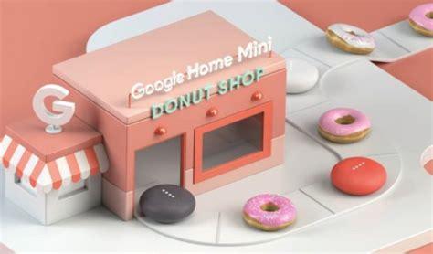 google images donuts google s pop up donut shop free donuts or google home