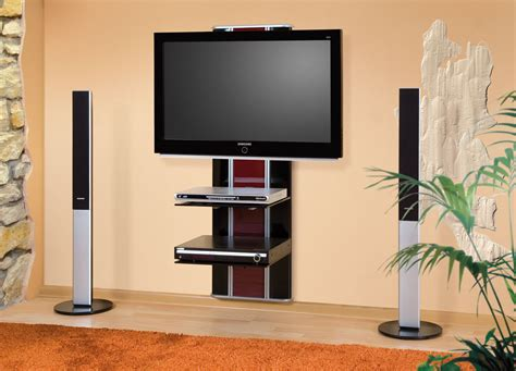 Wall Tv by Flat Screen Tv Wall Cabinets Offering Space Saving