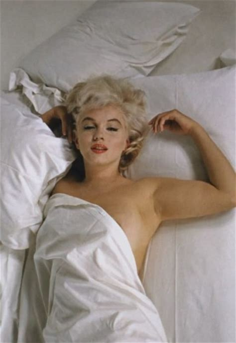 marilyn monroe in bed chanel perfume adverts through the years fashion