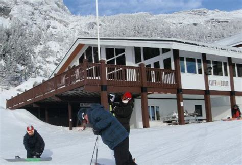cliff house stowe gondola in ski out picture of cliff house restaurant stowe tripadvisor