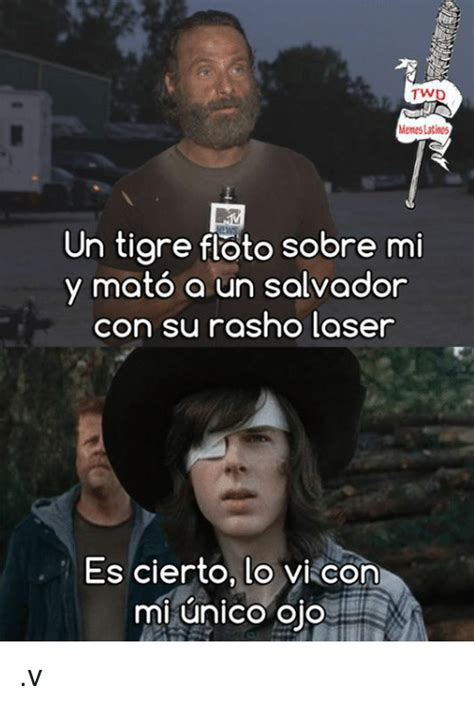 Funny Salvadorian Memes - 25 best memes about twd twd memes
