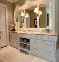 simple white bathroom cabinets for modern bathroom the