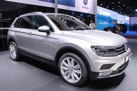 Volkswagen India Price volkswagen tiguan india launch price specifications