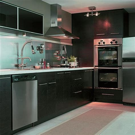 Stainless Steel Kitchen Ideas Amazing Modern Stainless Steel Kitchen Design Ideas Interior Design