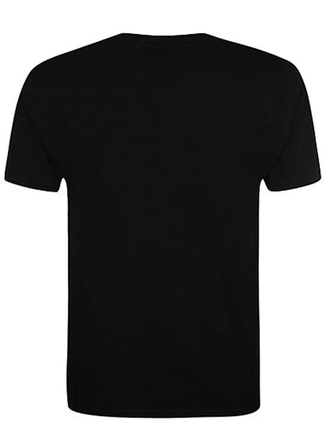 T Shirt Black v neck t shirt black george at asda
