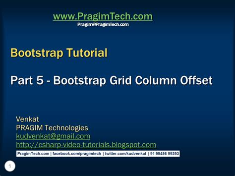 tutorial bootstrap datagrid sql server net and c video tutorial bootstrap grid