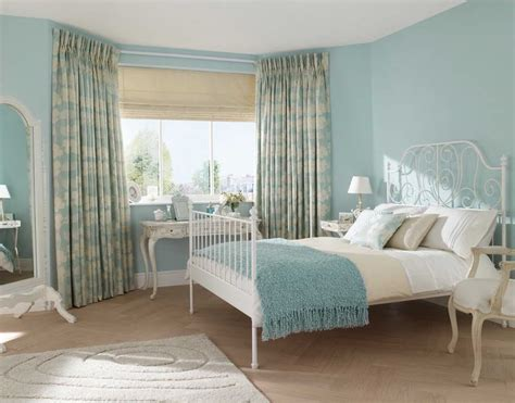curtains for blue walls light blue walls gold curtains