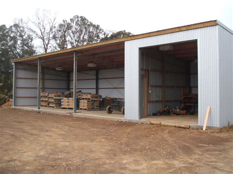 Implement Sheds faulknor construction implement sheds haybarns