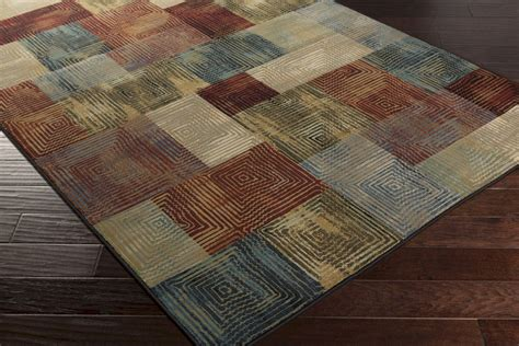 10 12 Blue Brown Teal Area Rug by Teal And Brown Area Rugs Roselawnlutheran