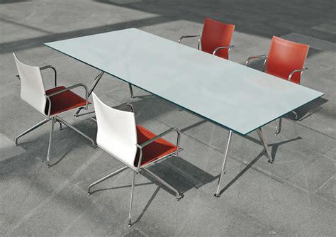 Board Room Desk by Ark Glass Boardroom Table
