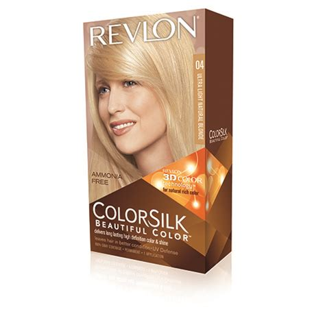 Revlon Colorsilk revlon colorsilk ultra light