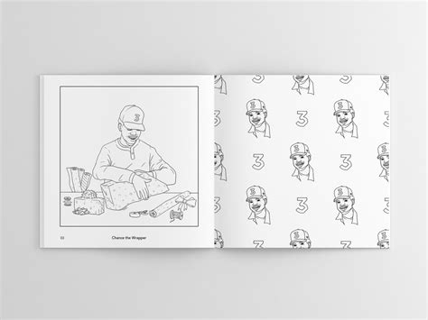 coloring book chance the rapper production kanye west chance the rapper featured in hip hop