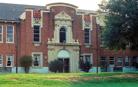 original school building built in 1928 the ellisville