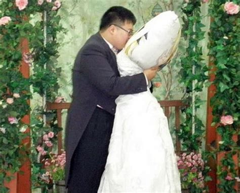 Korean Marries Pillow by Marries Pillow In Korea Boing Boing