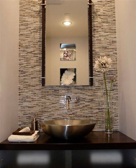 powder room chico accent walls emphasize a focal point s