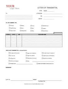 Transmittal Template by Doc 679878 Transmittal Template Form Template 81