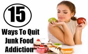 15 ways to quit junk food addiction top diy health home remedies