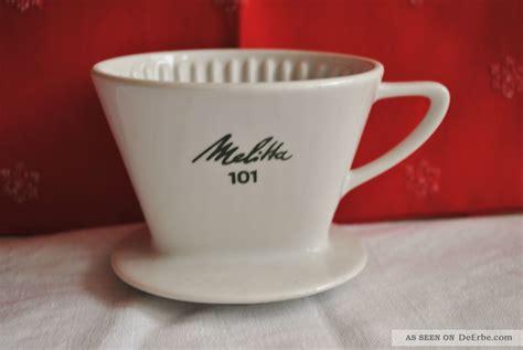 Wieviel Kaffeepulver Für 10 Tassen by Melitta Porzellanfilter 101 G 252 Nstige Haushaltsger 228 Te