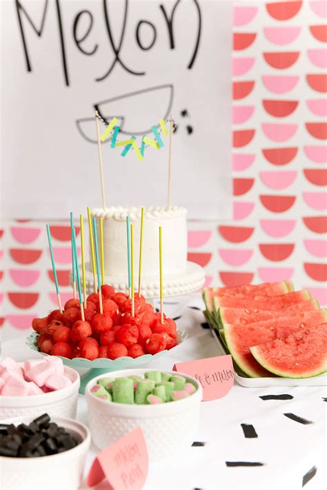 printable summer party decorations watermelon party tell love and party
