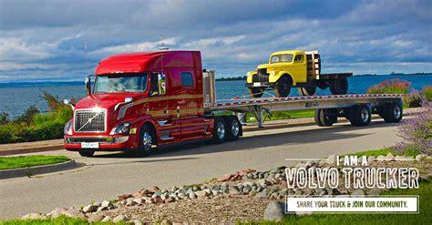 hauls     fun  volvo trucks north america facebook