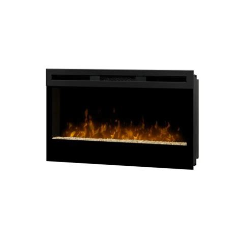 Remote Electric Fireplace by Dimplex Blf34 4163 Btu Wall Mount Electric Fireplace W