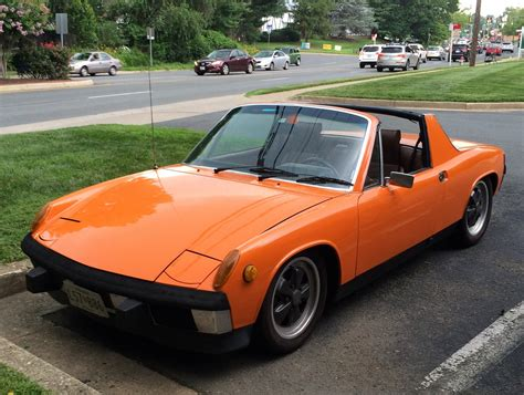 old porsche 914 curbside classic 1973 74 porsche 914 2 0 entry level
