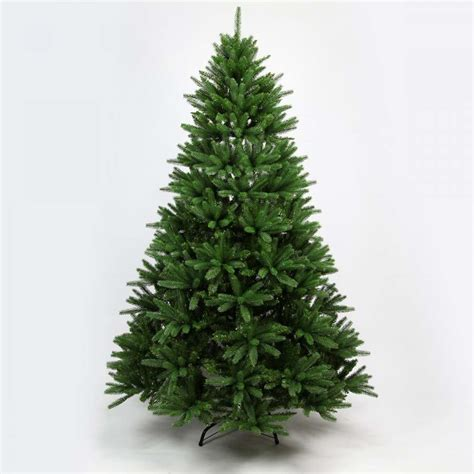 christmas trees and lights 7ft 3in green kateson fir what are the different types of christmas tree festive