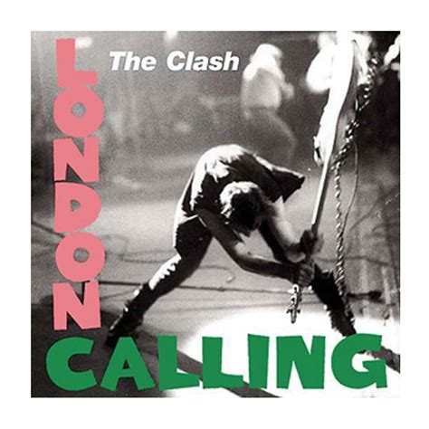 Skull Home Decor by The Clash London Calling Magnet