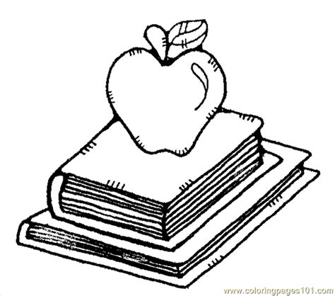 free coloring pages of school subjects