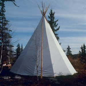 tente tepee traditional 10oz canvas tipis for sale fort mcpherson tent