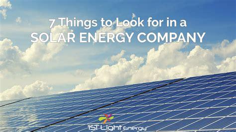 the solar co how do you choose the best solar energy company