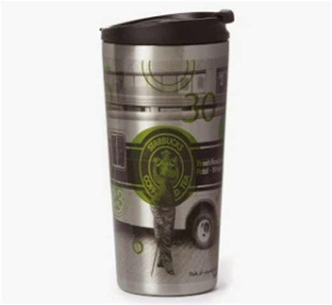 Starbucks Tumbler Iconic City java drink giveaways starbucks black friday tumbler