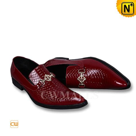 R A Shoes Leather leather dress shoes for cw751011