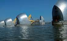 thames barrier opening the flood of 1953 openlearn open university
