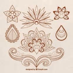 henna tattoo vektoren fotos und psd dateien kostenloser