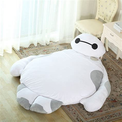 amazon com big hero 6 baymax sleeping bag sofa bed twin