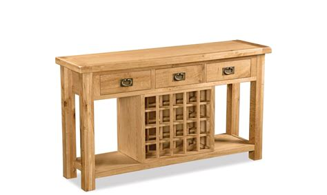 sofa table with wine rack oakley console table with wine rack console tables