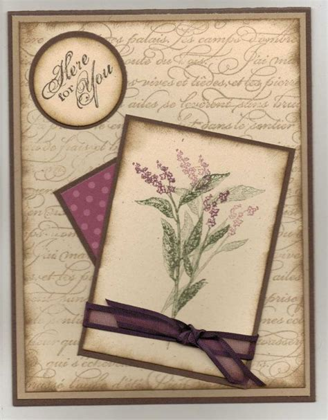 Images Of Beautiful Handmade Cards - beautiful handmade card stin up other all occasion