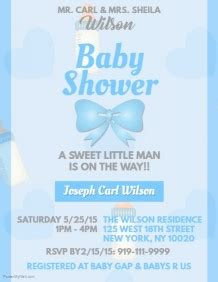 baby shower flyer template babysitting flyer templates postermywall