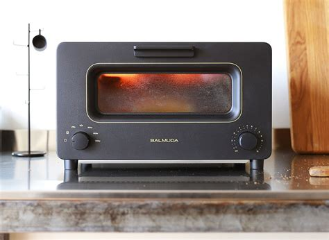 Steam Oven Countertop by Balmuda Steam Toaster Oven The Awesomer